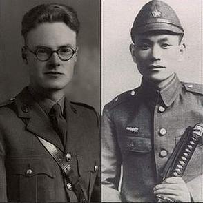 Eric Lomax and Nagase Takashi