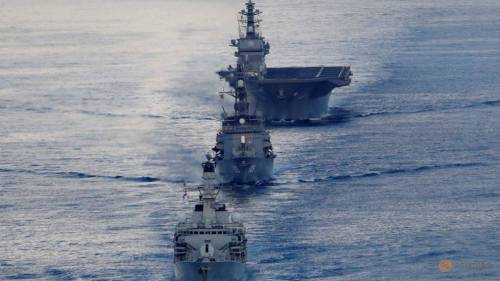 british-frigate-hms-argyle--japanese-destroyer-inazuma-and-japanese-helicopter-carrier-kaga-take-part-in-a-joint-naval-drill-in-the-indian-ocean-4